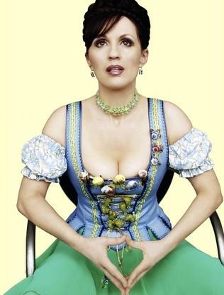 Angelika Zwerenz Dirndlpunk