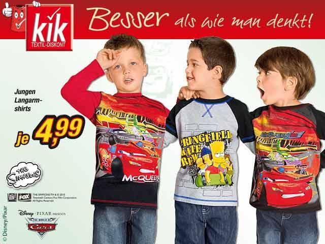 KiK Werbung